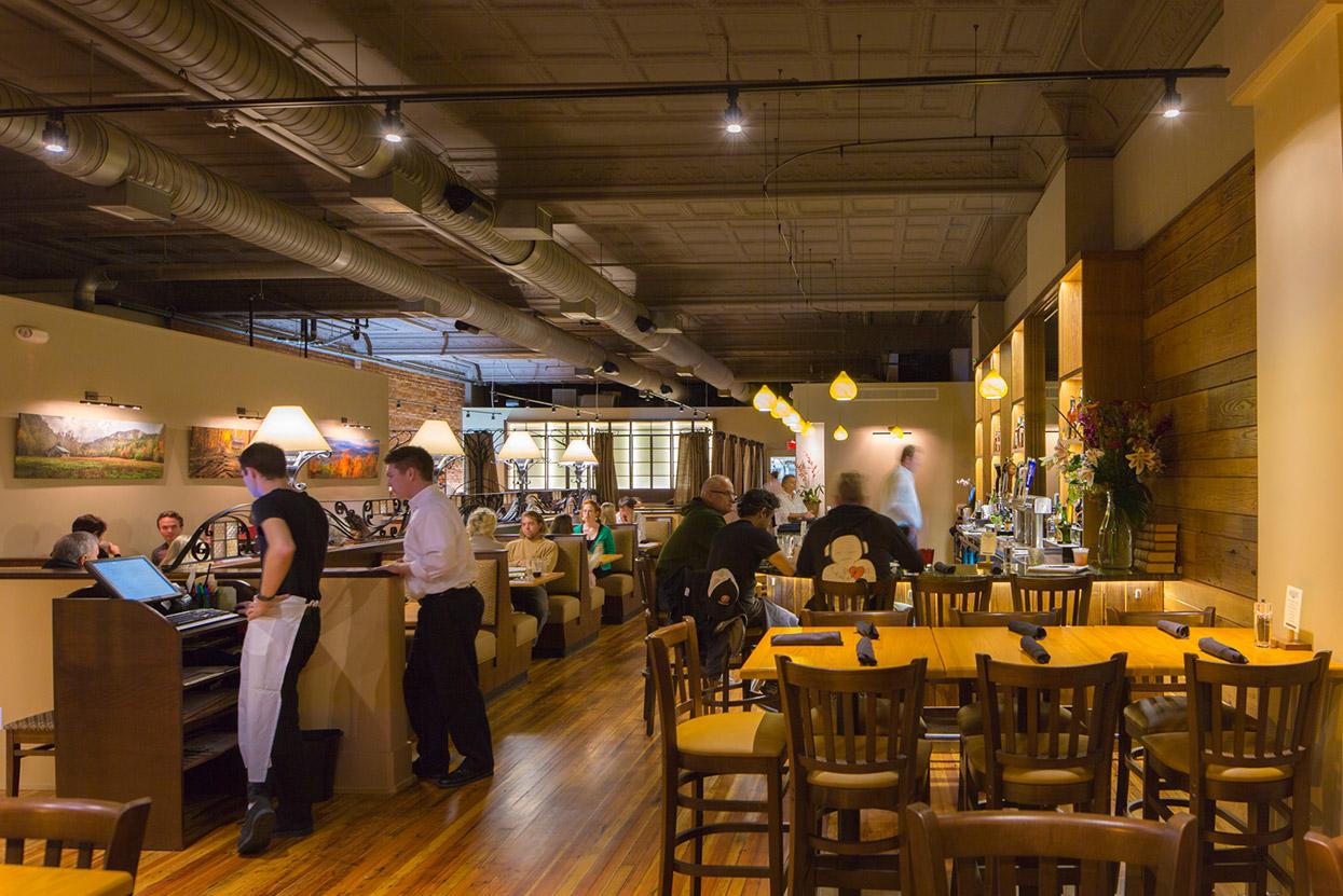 Chestnut Restaurant Asheville Nc